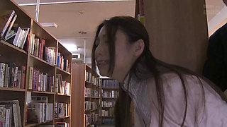 Teacher Fucked In A School Library