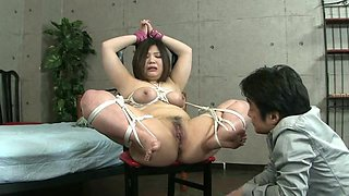 Japanese wife orgasms 2