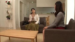 HUNTA-394 Thanks to My Stepmom I Can Have Sex With Older Woman