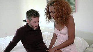FamilyStrokes-Step Daddy Banging His Hot Black Daughter