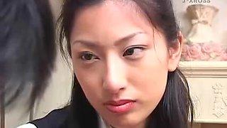 Ran Asakawa in Temptation