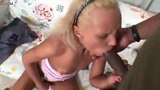 Czech girl Barbi
