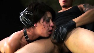 FetishNetwork Esmi Lee Endures BDSM and bondage