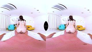 Rena Aoi Schoolgirl Extra Lotion Reflection Salon Sex Part 3 - SexLikeReal
