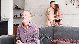sexmex pecosa cheating on blind husband