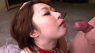 Horny Japanese chick Rio Kagawa in Best JAV uncensored Blowjob scene