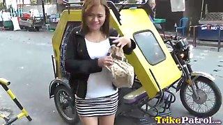 Trike patrol sharmaine