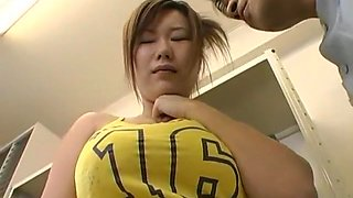 Best Japanese whore Milk Matsuzaka in Hottest Big Tits, Hairy JAV clip