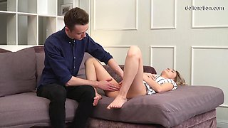 Cute teen defloration