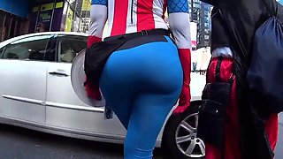 CAPTAIN AMERICAN BOOTY