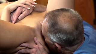 Older guy young girl and german mature Can you trust your gi