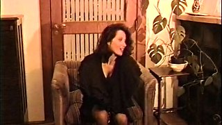 Horny mature bisexual threesome