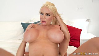 Nicolette Shea & Keiran Lee in Dont Bring Your Sister Around Me - Brazzers