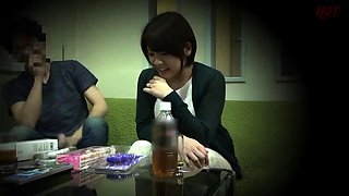 Hidden livecam old japanese fella with prostitute