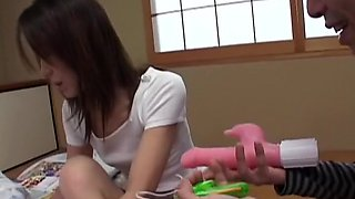 Exotic Japanese whore in Fabulous 69, Masturbation JAV scene