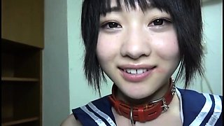 Seemingly innocent Asian girls turn into real whores on cam