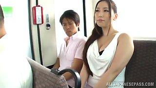 Japanese sex bus