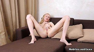 Maria Rubio in Young Russian - NUBILES