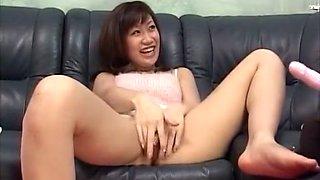 Amazing Japanese girl in Horny Dildos/Toys, Uncensored JAV movie