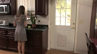 ddg ADORABLE BABYSITTER FUCKED BY HER BOSS Sensusl loving