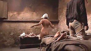 Amazing homemade Brunette, Retro sex scene