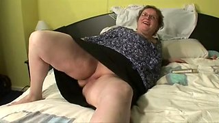 Dirty grannies masturbating