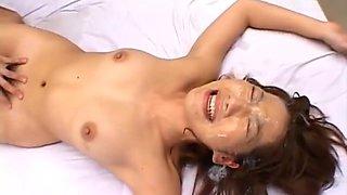 Aroused real asian Tsubasa Okina loves part6