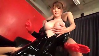 Amazing Japanese chick Momoka Nishina in Hottest Blowjob, Fingering JAV movie
