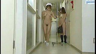 naked hospital