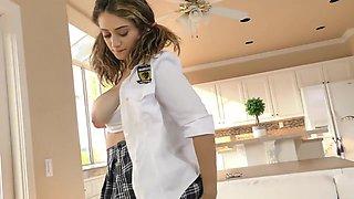 Britt School Girl - Britt James