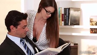 Flirting Brooklyn Chase