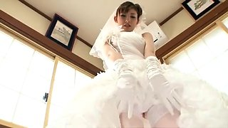 Chinese SubtitlesVENU365 Bride Iioka Kanako Was Stained H