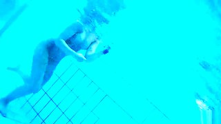 Nude Couples Underwater Pool Hidden Spy cam Voyeur HD 1