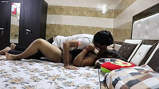Erotic indian sex with chubby bhabhi 1