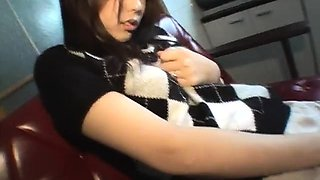 Kinky Asian girls feed their lust for rough sex and hot jizz