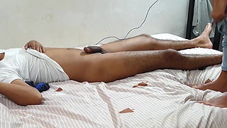 Indian college girl fucks with her best friend
