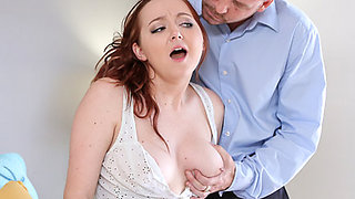 Stepdad Shows Leigh Whos Boss