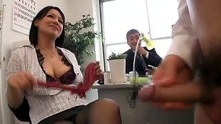 M To Be Forced To Fire Employees Dripping Precum Forced To Senzuri Force At Work In The Office Ready