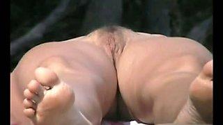 Nudist beach hidden camera shots of juicy pussies in the sun
