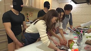 Cuddly Of Make Love Japanese Cooking School Hd Video