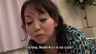 Incredible pornstar Hiroko Akaishi in exotic asian, dildos/toys sex video