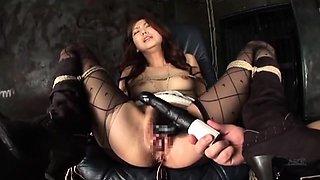 Lustful Asian girls play out their bondage fetish fantasies