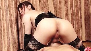 Tgirl Japan Mai's Anal Affair! Shemale Videos