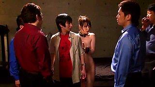 Miho Ashina in Police Investigator Side Story part 6