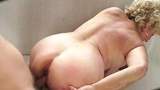 Horny Granny x2 - 78