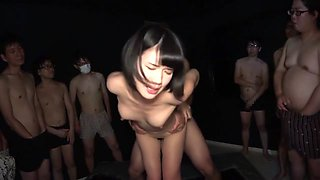 Incredible Japanese slut Minami Kashii in Crazy college, swallow JAV scene