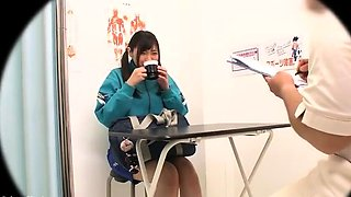 Great asian college voyeur video file 2
