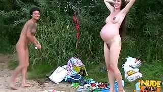 Hottest Amateur video with Beach, College scenes
