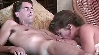 Retro xxx with deepthroat scenes