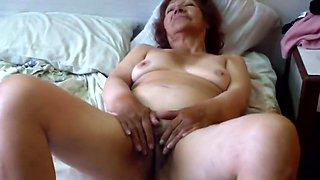 Crazy Latina, Granny xxx video